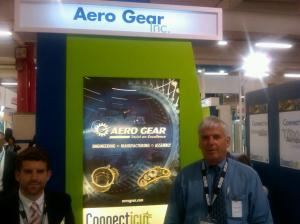 Doug & Brian Rose at the Paris Air Show